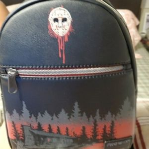 Friday the 13th backpack mini